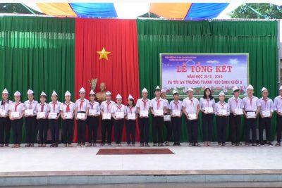 Video: Lễ Tổng kết năm học 2018 – 2019 trường THCS Nguyễn Tất Thành Cư M'gar – Đăk Lăk