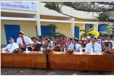 Học sinh trường THCS Nguyễn Tất Thành tìm hiểu kiến thức sử dụng điện
